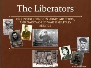 Liberators Title Page