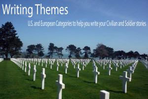 World War II Writing Themes