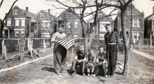 Ridgeway Avenue, Chicago Americans 1944