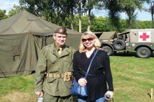 Explore WWII Re-enactment