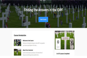Finding the Answers in the IDPF