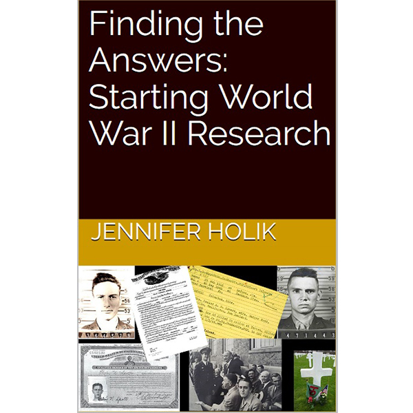 Starting WWII Research
